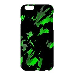 Painter was here - green Apple iPhone 6 Plus/6S Plus Hardshell Case