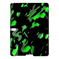 Painter was here - green Samsung Galaxy Tab S (10.5 ) Hardshell Case