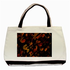 Abstract Autumn  Basic Tote Bag