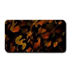 Abstract Autumn  Medium Bar Mats