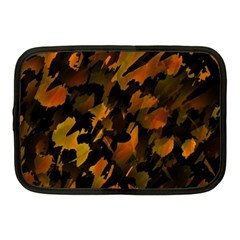 Abstract Autumn  Netbook Case (Medium)