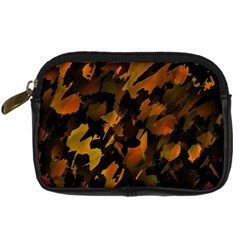 Abstract Autumn  Digital Camera Cases