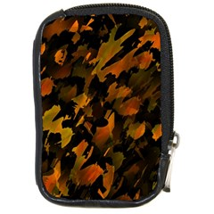 Abstract Autumn  Compact Camera Cases