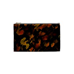 Abstract Autumn  Cosmetic Bag (Small)