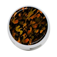 Abstract Autumn  4-Port USB Hub (Two Sides)