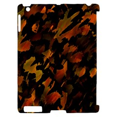 Abstract Autumn  Apple iPad 2 Hardshell Case (Compatible with Smart Cover)