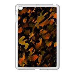 Abstract Autumn  Apple Ipad Mini Case (white)