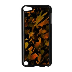 Abstract Autumn  Apple iPod Touch 5 Case (Black)