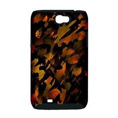 Abstract Autumn  Samsung Galaxy Note 2 Hardshell Case (PC+Silicone)