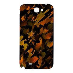 Abstract Autumn  Samsung Note 2 N7100 Hardshell Back Case