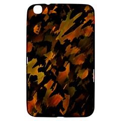 Abstract Autumn  Samsung Galaxy Tab 3 (8 ) T3100 Hardshell Case