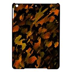 Abstract Autumn  iPad Air Hardshell Cases