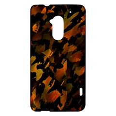 Abstract Autumn  HTC One Max (T6) Hardshell Case