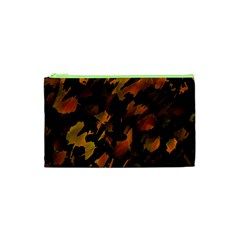 Abstract Autumn  Cosmetic Bag (XS)