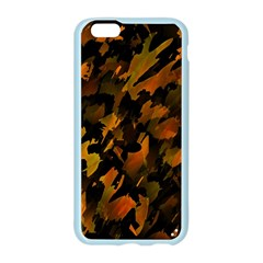 Abstract Autumn  Apple Seamless iPhone 6/6S Case (Color)
