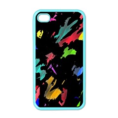 Painter was here Apple iPhone 4 Case (Color)