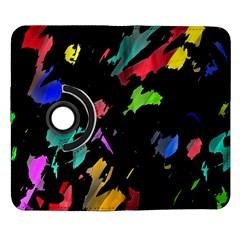 Painter was here Samsung Galaxy Note II Flip 360 Case