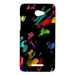 Painter was here HTC Butterfly X920E Hardshell Case