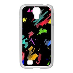 Painter was here Samsung GALAXY S4 I9500/ I9505 Case (White)