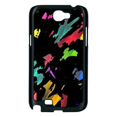 Painter was here Samsung Galaxy Note 2 Case (Black)