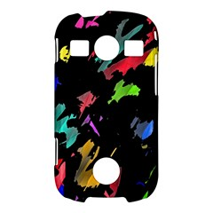 Painter was here Samsung Galaxy S7710 Xcover 2 Hardshell Case