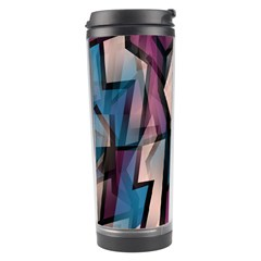 Purple high art Travel Tumbler