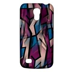 Purple high art Galaxy S4 Mini