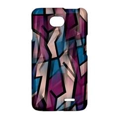 Purple high art LG Optimus L70