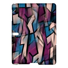 Purple high art Samsung Galaxy Tab S (10.5 ) Hardshell Case
