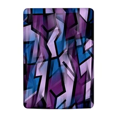 Purple decorative abstract art Kindle 4