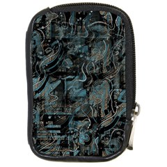 Blue town Compact Camera Cases