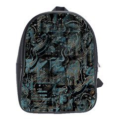 Blue town School Bags(Large)