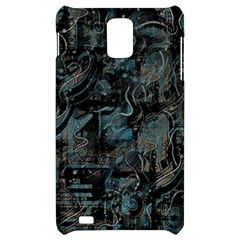 Blue town Samsung Infuse 4G Hardshell Case