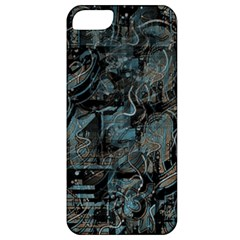 Blue town Apple iPhone 5 Classic Hardshell Case