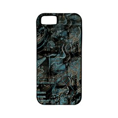 Blue town Apple iPhone 5 Classic Hardshell Case (PC+Silicone)