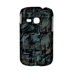Blue town Samsung Galaxy S6310 Hardshell Case