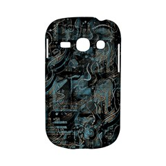 Blue town Samsung Galaxy S6810 Hardshell Case
