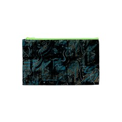Blue town Cosmetic Bag (XS)