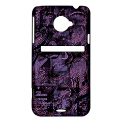 Purple town HTC Evo 4G LTE Hardshell Case