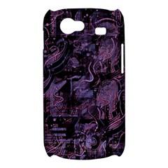 Purple town Samsung Galaxy Nexus S i9020 Hardshell Case