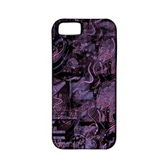 Purple town Apple iPhone 5 Classic Hardshell Case (PC+Silicone)