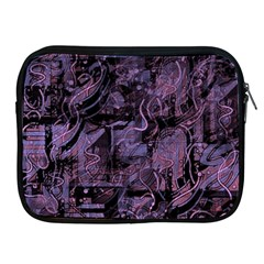 Purple town Apple iPad 2/3/4 Zipper Cases