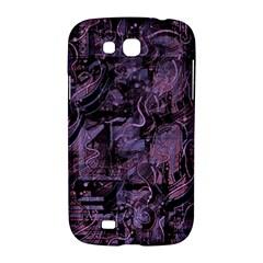 Purple town Samsung Galaxy Grand GT-I9128 Hardshell Case