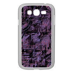 Purple town Samsung Galaxy Grand DUOS I9082 Case (White)