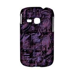 Purple town Samsung Galaxy S6310 Hardshell Case