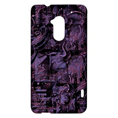 Purple town HTC One Max (T6) Hardshell Case