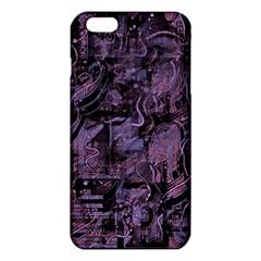 Purple town iPhone 6 Plus/6S Plus TPU Case