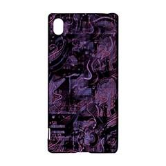 Purple town Sony Xperia Z3+
