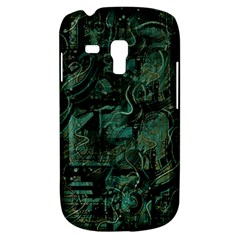 Green town Samsung Galaxy S3 MINI I8190 Hardshell Case