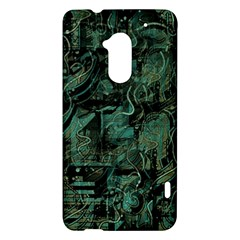 Green town HTC One Max (T6) Hardshell Case